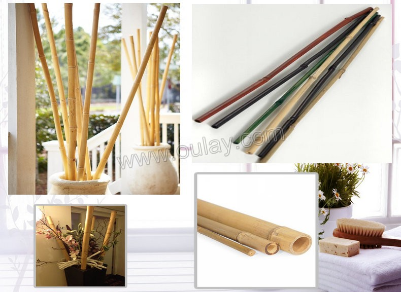 Bamboo Sticks Decoration Ideas ~ Decoration bamboo poles oulay industry