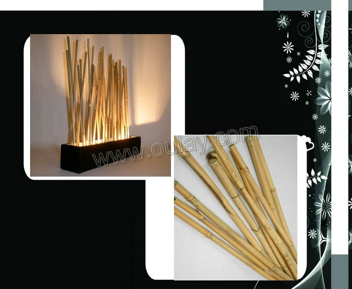 Decoration bamboo poles oulay bamboo industry for Where to buy bamboo sticks for crafts